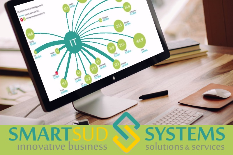 Consulenza commerciale Smart Sud Systems